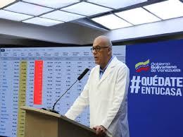 Venezuela registra hoy jueves 16-07-20 el número total de 10.854 de contagiados Covid-19