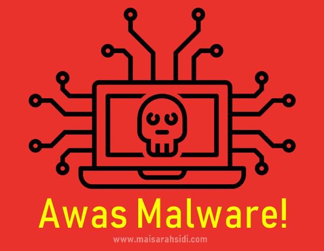 check malware dalam blog