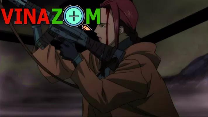 Anime Sci-fi: Ergo Proxy