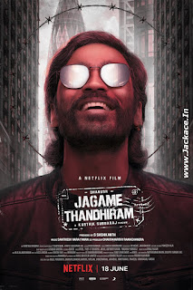 Jagame Thandhiram First Look Poster 6