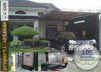 Dijual Rumah Dengan Furniture Kota Sukabumi