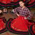 """Гребінківський Зразковий танцювальний колектив """"ЗАБАВА"""" отримав подарунки в переддень свята Святого Миколая"""