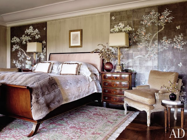 TRADITIONAL BEDROOM BY MADELINE STUART & ASSOCIATES