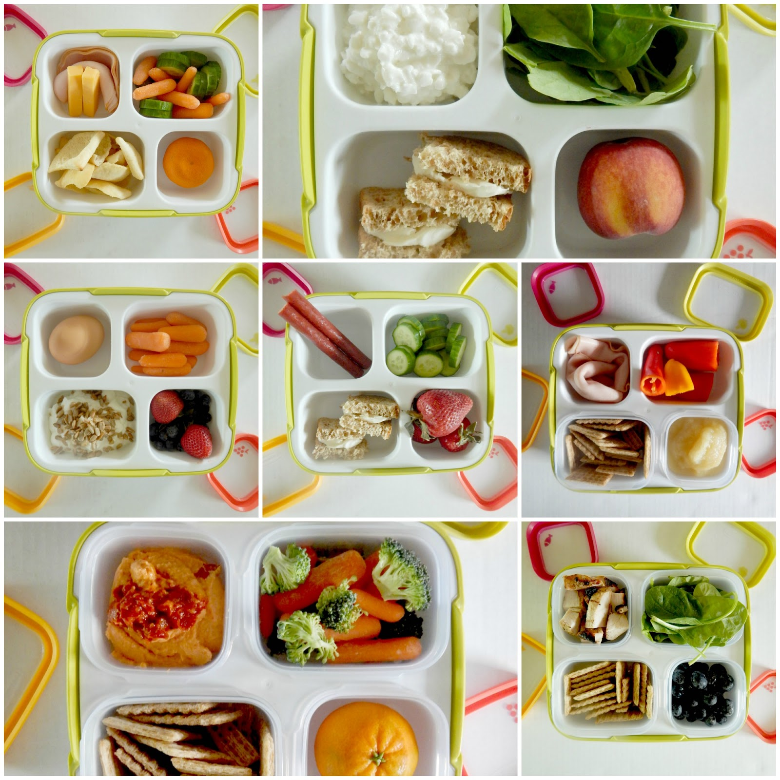 Ally's Sweet & Savory Eats: 7 Healthy Weight Loss Lunches ...