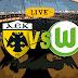 LIVE: ΑΕΚ - Wolfsburg (Europa League)