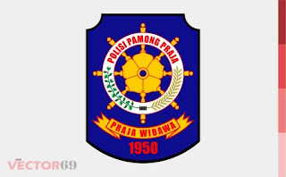 Logo Polisi Pamong Praja - Download Vector File PDF (Portable Document Format)
