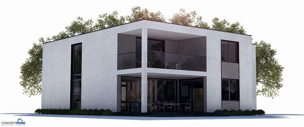 Modern Australian House Plan CH254