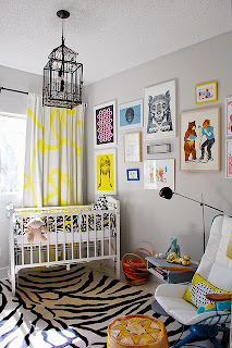 Idea dormitorio bebé