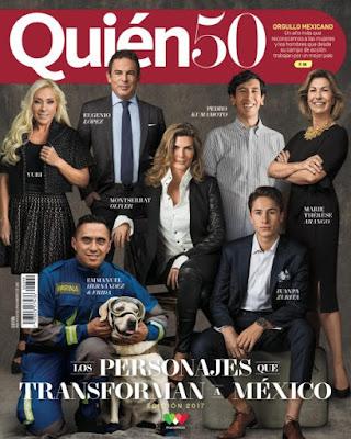 Revista Quién México - 1 Noviembre 2017