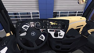 Mercedes MP4 interior and exterior re-worked