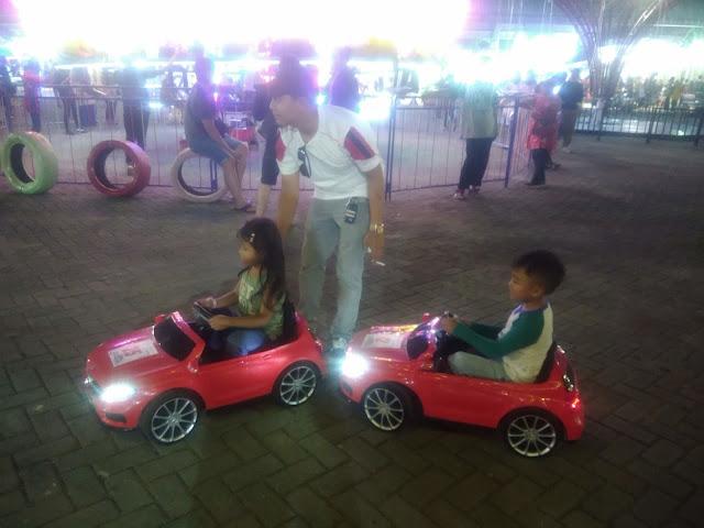 motor LED Jakarta Fair 2019
