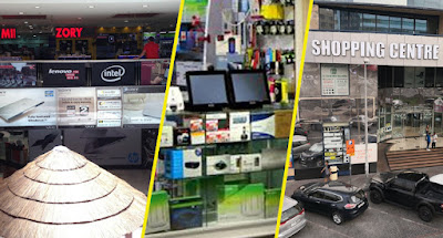 `Computer World - Al Ain Center-Dubai
