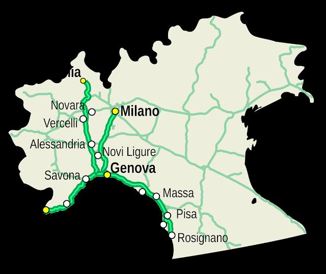 La Gronda di Genova, il chirurgo e l'accetta