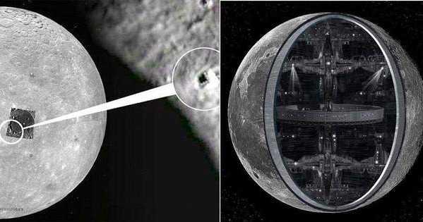 Τι υπάρχει μέσα στη σελήνη; Τι μας κρύβει η Nasa;