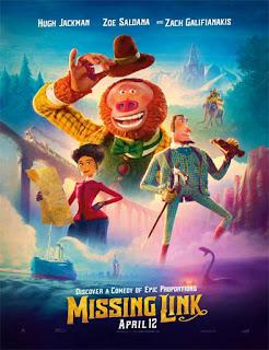 Missing Link (2019) | DVDRip Latino HD GoogleDrive 1 Link