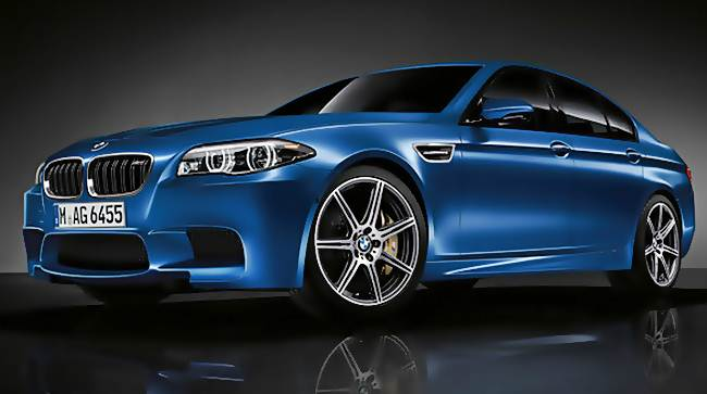 2017 BMW M5 Saloon Release Date UK