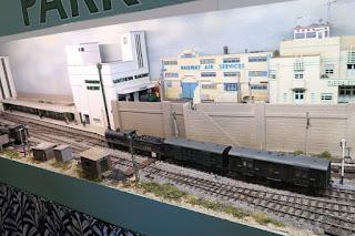 Uckfield model railway exhibition