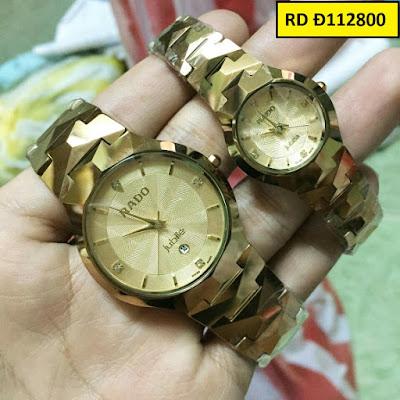 Đồng hồ cặp đôi Rado RD Đ1122800