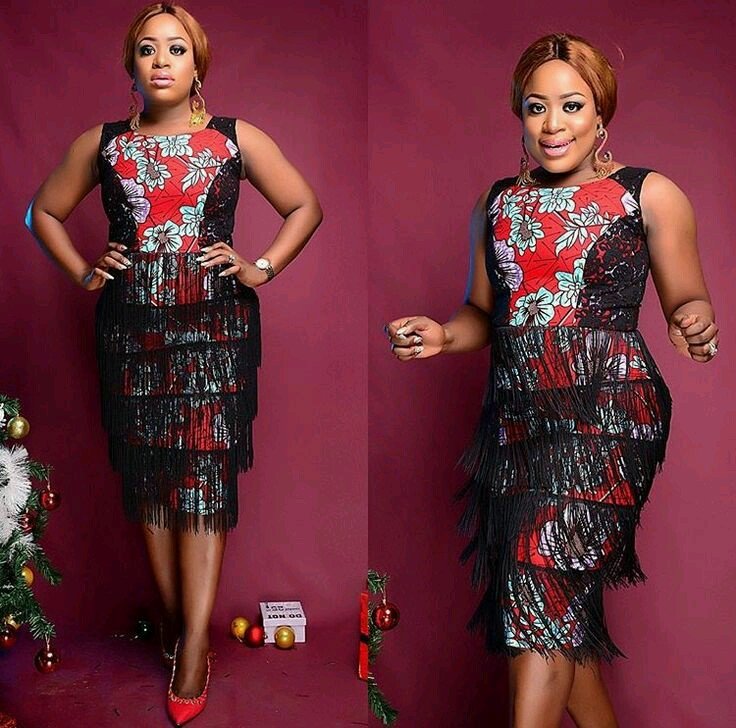 Ankara Long and short gowns Style » Od9jastyles.com