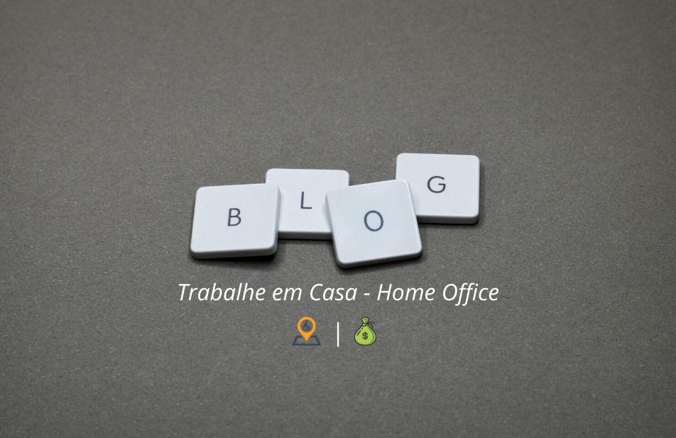 Trabalho em Casa para Pessoas com Deficiência: Por que um Blog?