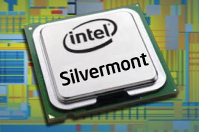 Chipset Intel SoC Atom Silvermont