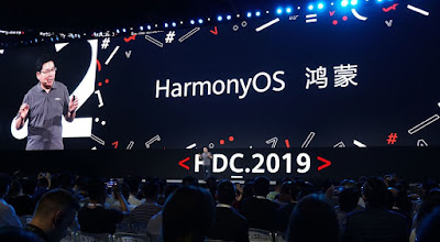 Huawei reveals HarmonyOS - A Backup Plan of Android