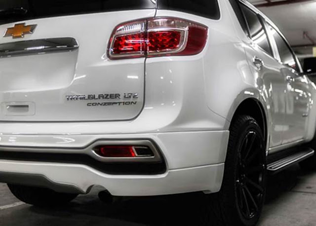 2018 Chevy Trailblazer Redesign