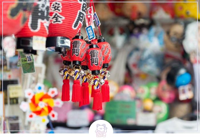 8 amuletos japoneses