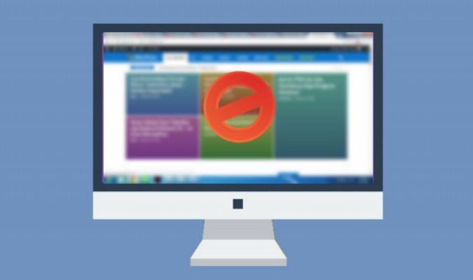 Blockir Situs Web lewat Google Chrome