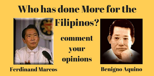 Who has done more for the Filipinos?