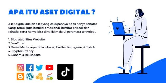 Pengertian Aset Digital