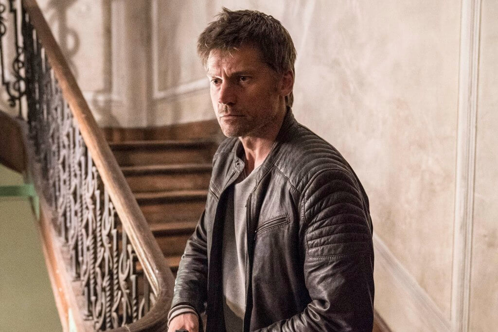 Nikolaj Coster-Waldau seeks justice in trailer for Brian De Palma thriller Domino