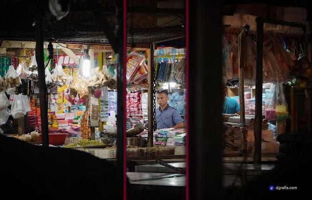 Contoh komposisi Framing pada fotografi, lokasi : Parung Bogor