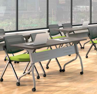 offices to go flip top tables