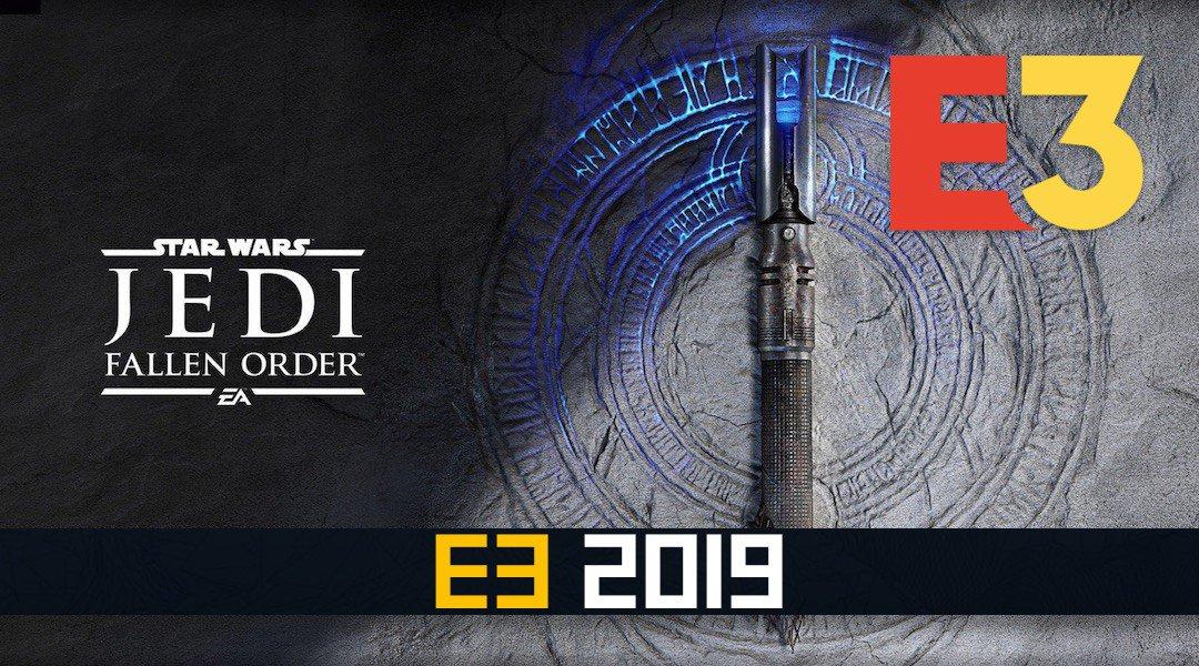 Jedi Fallen Order E3 trailer