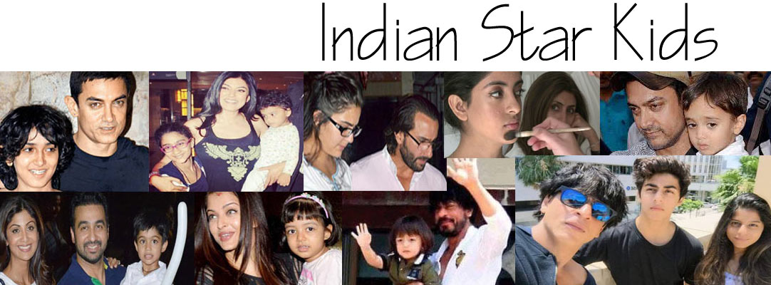 Bollywood Star Kids