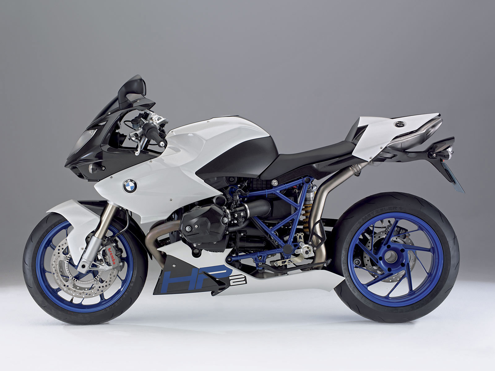 BMW Motorcycles HP Sport
