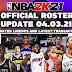 NBA 2K21 OFFICIAL ROSTER UPDATE 04.03.21 LATEST TRANSACTIONS+LINEUPS UPDATES