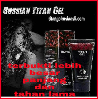 jual titan gel made in russia