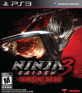 NINJA GAIDEN 3 RAZOR'S EDGE PS3 TORRENT