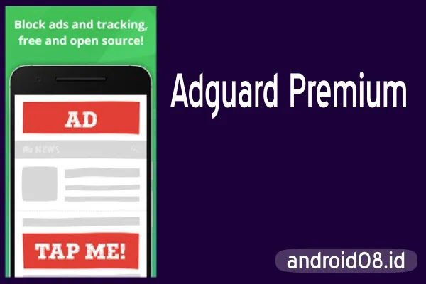 Download Adguard Premium APK Terbaru