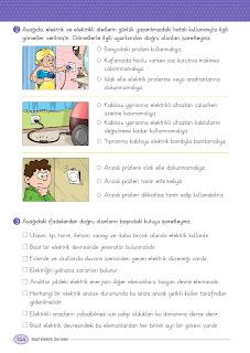 4. Sınıf Fen Bilimleri Ders Kitabı Cevapları Ata Yayınları Sayfa 144