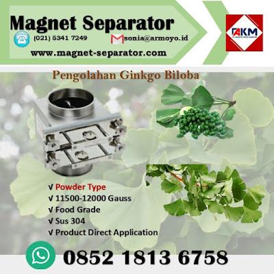 magnet separator