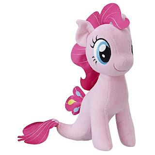 My Little Pony the Movie Pinkie Pie Sea-Pony Soft Plush