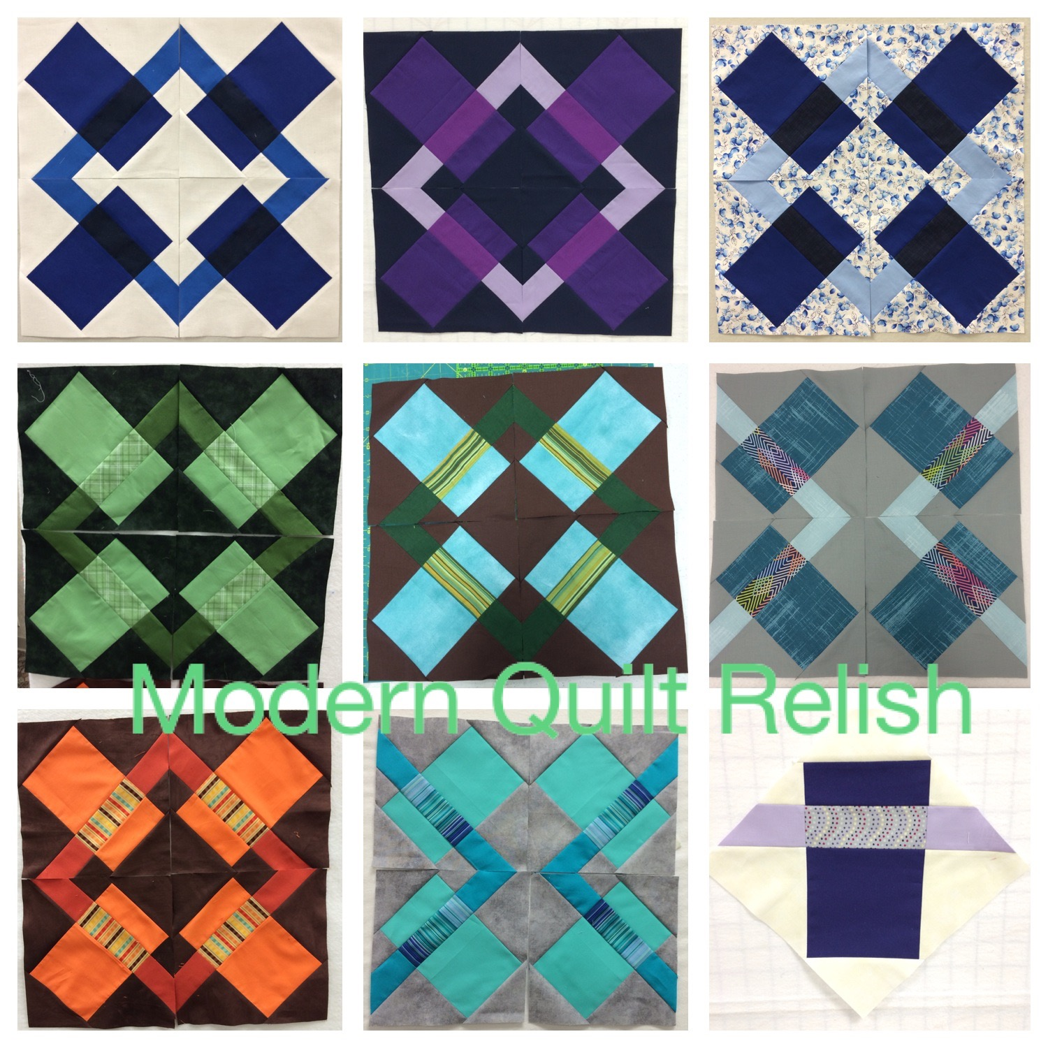 Modern Quilt Relish Piecemakers Quilt Guild Galesburg Il