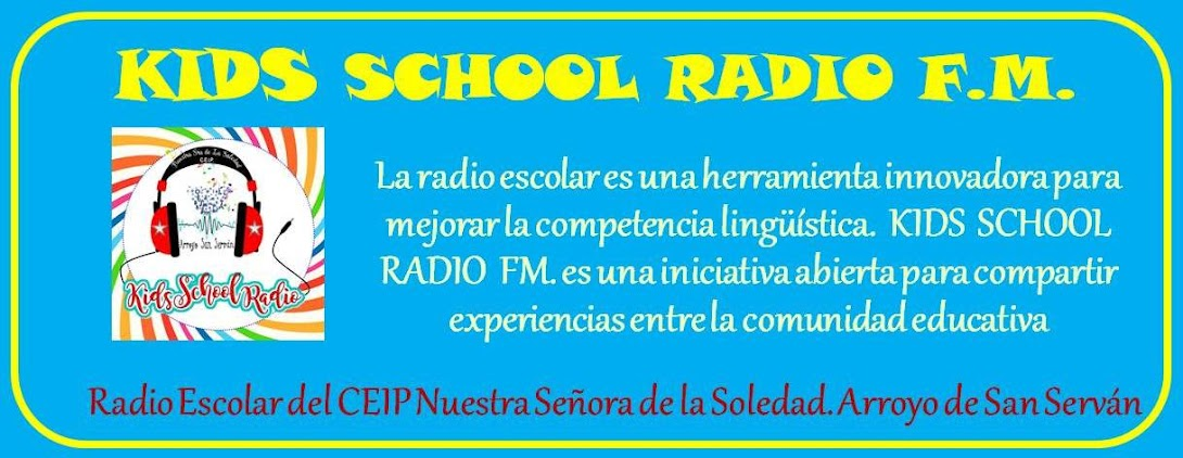 KIDS school radio F.M.