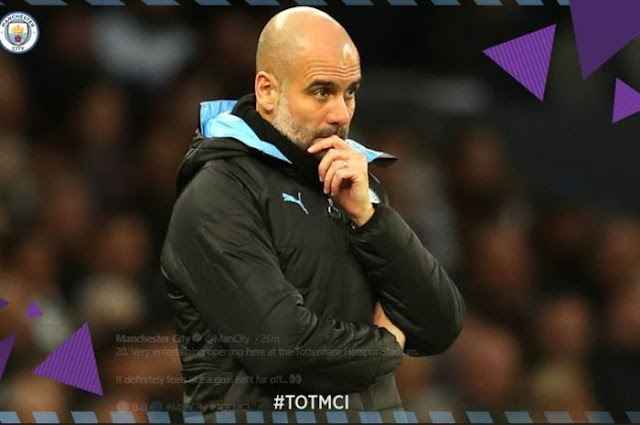 manchester-city-toppled-by-spurs-pep-Guardiola-Brackets-45-Minutes-in-the-dressing-room