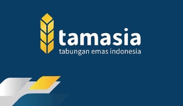 Aplikasi Tamasia, jual-beli dan investasi emas