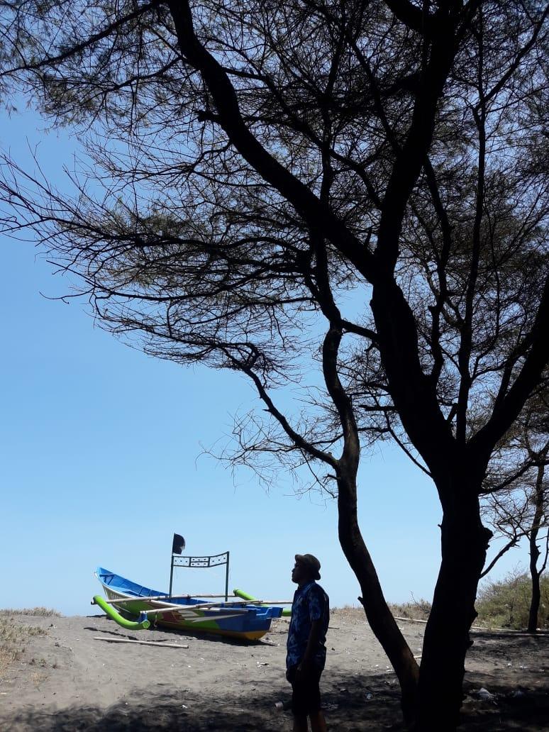 Pantai Laguna Lembupurwo Mirit Kebumen : pantai, laguna, lembupurwo, mirit, kebumen, Serunya, Menyusuri, Keistimewaan, Pantai, Laguna, Lemburpurwo, Mirit, Kebumen, Bambang, Irwanto, Ripto