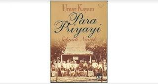 Novel Para Priyayi karya Umar Kayam